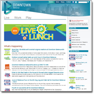 BDowntown Website