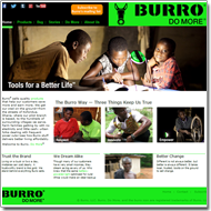 Burro Website