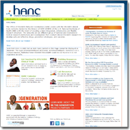 HANC Website