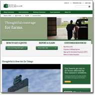 Mutual of Enumclaw Website