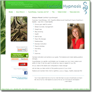 Temple Hypnosis Website